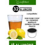 tè al limone per Fior Fiore, Lui, Martello