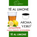 compatibili aroma vero tè limone